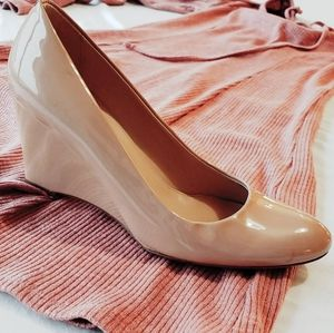New! J Crew Wedge